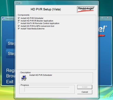 Support HD PVR and HD PVR Gaming Edition