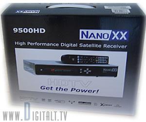 Nanoxx 9500 HD