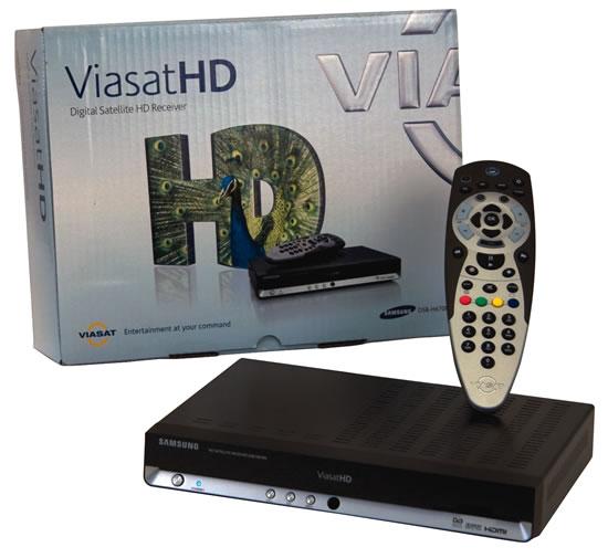 Viasat HD Samsung DSB-H670N